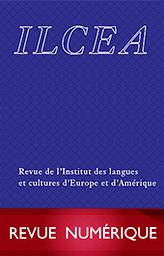 ILCEA : Revue de l'Institut des langues et cultures d'Europe et d'Amérique