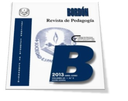 Bordón : revista de orientación pedagógica