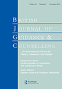 British Journal of Guidance and Counselling