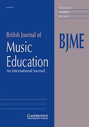 British Journal of Music Education