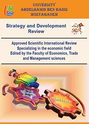 Strategy & Development Review=Revue stratégie et développement
