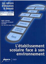 Cahiers d'Éducation & Devenir