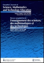 Canadian journal of science, mathematics and technology education