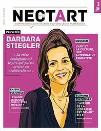 NECTART : nouveaux enjeux dans la culture, transformations artistiques et révolution technologique