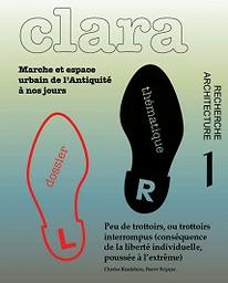 CLARA Architecture/Recherche