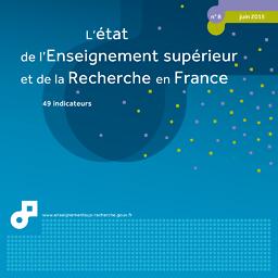 état de l'Enseignement supérieur et de la Recherche en France