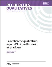 Recherches qualitatives