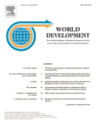 World development : the multi-disciplinary international journal devoted to the study and promotion of world development