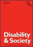 Disability & society