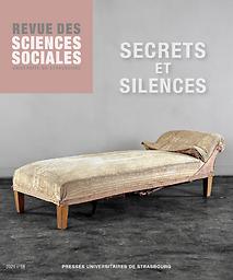 Revue des sciences sociales