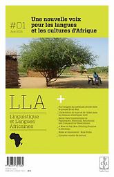 Linguistique et Langues Africaines