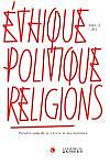 Ethique, politique, religions