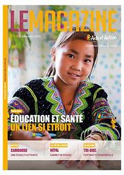 Aide et action : le magazine