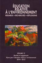 Education relative à l'environnement : regards-recherches-réflexions