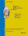 Éducation thérapeutique du patient = Therapeutic patient education