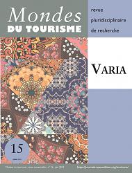 Mondes du tourisme