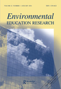 Environmental education research
