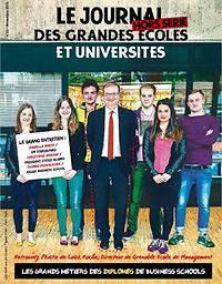 Hors série du Journal des grandes écoles & des universités