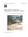 African journal of traditional, complementary and alternative medicines
