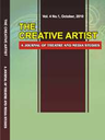 Creative artist : A journal of theatre and media studies