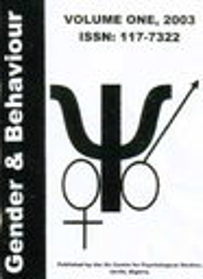Gender and behaviour