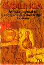 Indilinga : African journal of indigenous knowledge systems