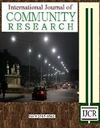 International journal of community research
