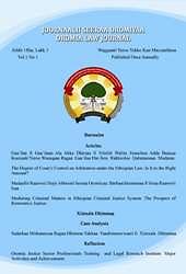 Oromia law journal