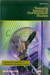 Tanzania journal of development studies