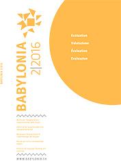Babylonia : la Revue pour l'enseignement et l'apprentissage des langues