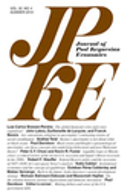 Journal of post Keynesian economics