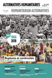 Alternatives Humanitaires = Humanitarian alternatives