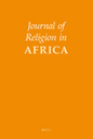 Journal of religion in Africa