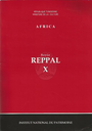 Africa. Série Reppal