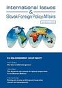 International issues & Slovak foreign policy affairs