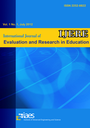 International Journal of Evaluation and Research in Education