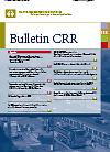 Bulletin Centre de recherches routières