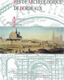 Revue archéologique de Bordeaux