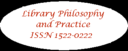 Library philosophy and practice