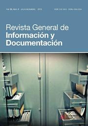 Revista general de información y documentación