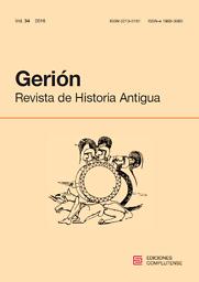 Gerión : Revista de Historia Antigua