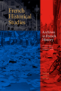 French historical studies
