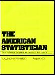 American statistician