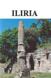 Iliria: revistë arkeologjike