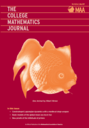 College mathematics journal