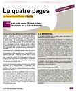 Quatre pages