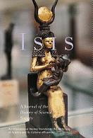 Isis : revue consacrée à l'histoire de la science