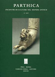 Parthica-Incontri di culture nel mondo antico