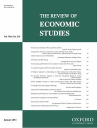 Review of economic studies