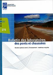 Bulletin des Laboratoires des Ponts et Chaussées